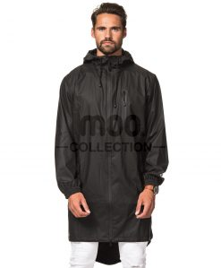 Parka Rain Jacket Long
