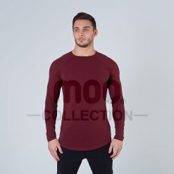 LIFESTYLE LONG SLEEVE - OXIE RED