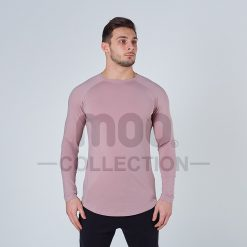LIFESTYLE LONG SLEEVE - ROSE