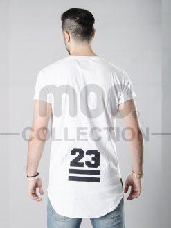 MOO 23 TEE WHITE